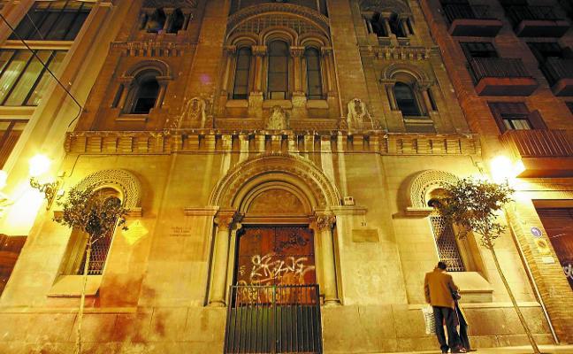 La iglesia de los vascos de Madrid