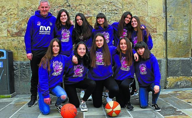 Doble cita de las chicas del Ointxe! en Avilés y en Valencia el mes de mayo