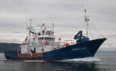 El 'Aita Mari' supera Sicilia y sale de la zona de rescates