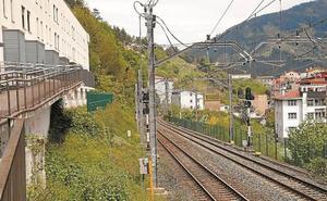 El PSE acusa a la oposición de «bloquear» el proyecto del paseo Estación-Azitain