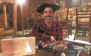 El Bar Rafael se alza con el título de mejor pintxo de bacalao de Gipuzkoa