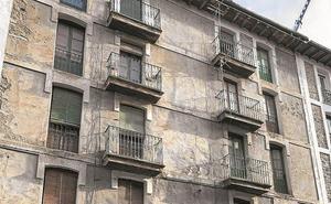 El derribo del número 2 de la calle José Miguel Iturrioz, en breve
