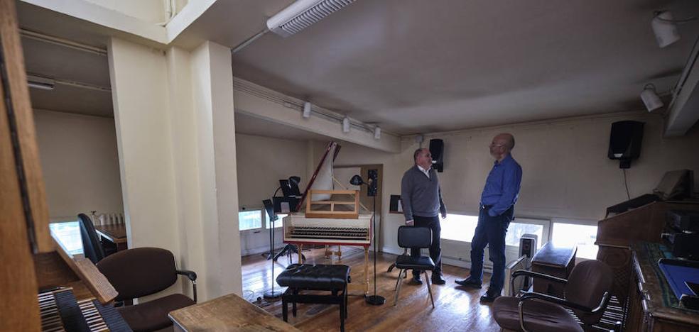 Un Conservatorio pequeño e inseguro