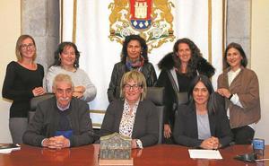 El Ayuntamiento subvenciona a Elgoibarko Izarra con 204.000 euros