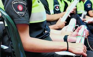 Sin rastro de ETA en la formación de ertzainas y policías locales