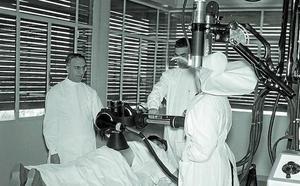 120 años en la vanguardia médico-sanitaria