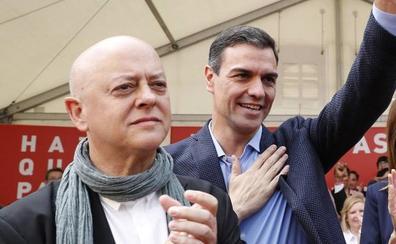 Elorza pide que el voto al PSOE «no se despiste» porque la posibilidad de que PP, Cs y Vox «sumen» es «real»