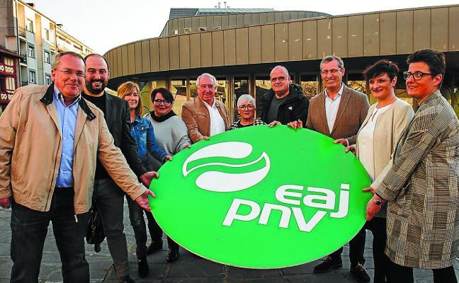 El PNV presenta un decálogo de medidas para impulsar Andoain