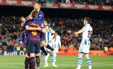 El Barça reivindica el valor de las victorias sufridas