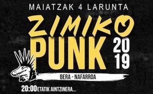 Zimiko Punk jaialdia Beran