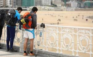 «San Sebastián es una ciudad idílica y la costa guipuzcoana, espectacular»