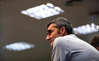 Valverde: «Ojalá podamos ganar la Liga con margen como el año pasado»