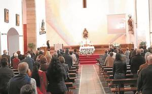 Clausura de los actos de Semana Santa con misas en el Domingo de Pascua