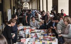 «Mucho best seller y títulos de pequeñas editoriales»