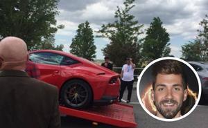Albalá se compra un Ferrari de 100.000 euros y se le estropea
