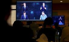 El debate a cuatro de RTVE arrasa con casi 9 millones de espectadores