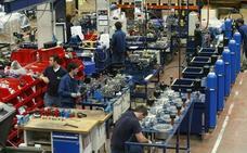 Los precios industriales de Euskadi aumentan cinco décimas en marzo y alcanzan una subida interanual del 2,2%