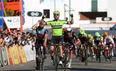 La fusión del ciclismo vasco profesional, en un punto clave