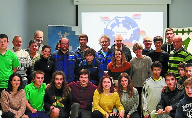 La Formación Profesional de Tolosaldea celebra su primer foro