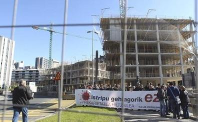 Crecen un 2,9% los accidentes laborales en Euskadi, con 9.654 bajas hasta marzo