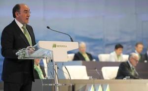 Iberdrola dispara sus ganancias a marzo un 15%, hasta 964 millones