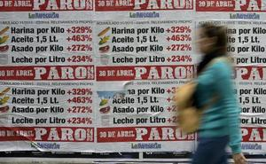 El pánico financiero amenaza a Macri
