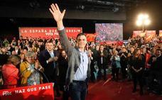 Sánchez: «Si PP y Cs no son capaces de gobernarse entre ellos cómo van a gobernar»