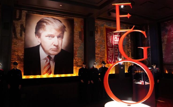 Coleccionando a Trump