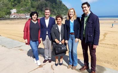 La candidata número 5 del PP de Gipuzkoa concurre con Vox a las municipales