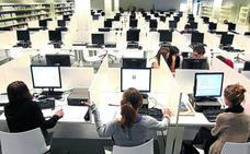 Los alumnos vascos se sitúan entre los que menos abandonan los estudios universitarios