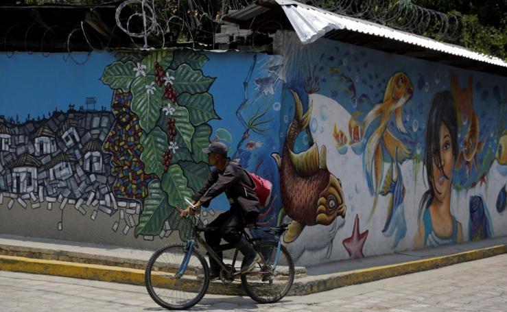 Los murales de San Juan de Flores
