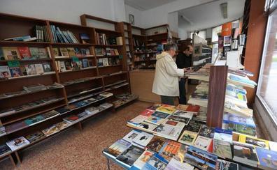 Cierra la librería Olearso, referente en Hondarribia