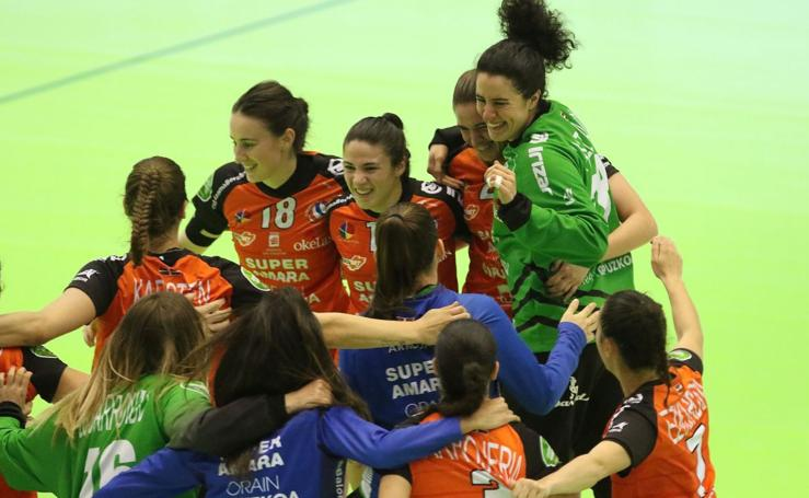 El Super Amara gana su sexta final de Copa