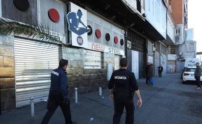 Cinco heridos en una reyerta a navajazos en un 'afterhour' de Santurtzi