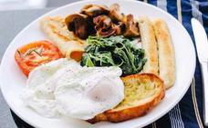 Cinco alimentos que te darán un chute matutino