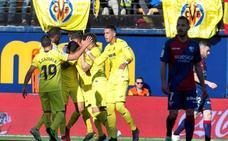 Villarreal y Huesca firman un empate insuficiente
