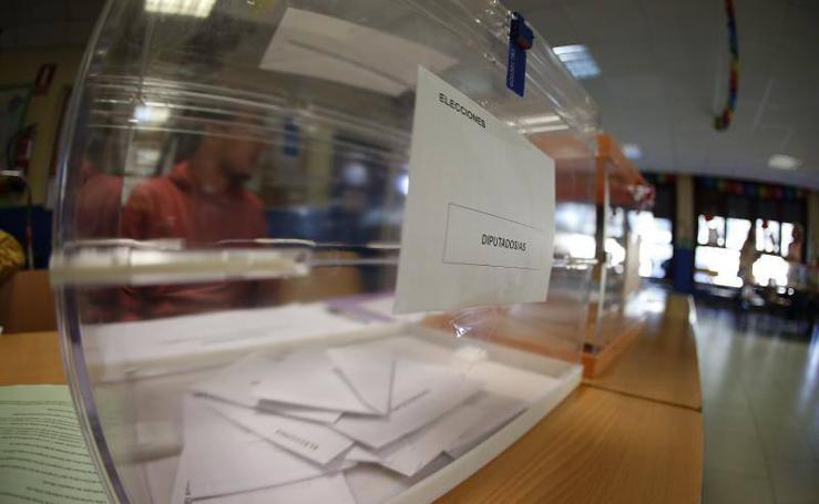 Elecciones generales 2019: Fotos de la jornada electoral del 28A