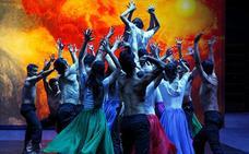 'El rey de todo el mundo', las músicas y danzas mexicanas vistas por Carlos Saura