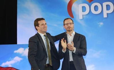Casado acepta un viraje al centro para calmar el malestar del PP tras el revés electoral