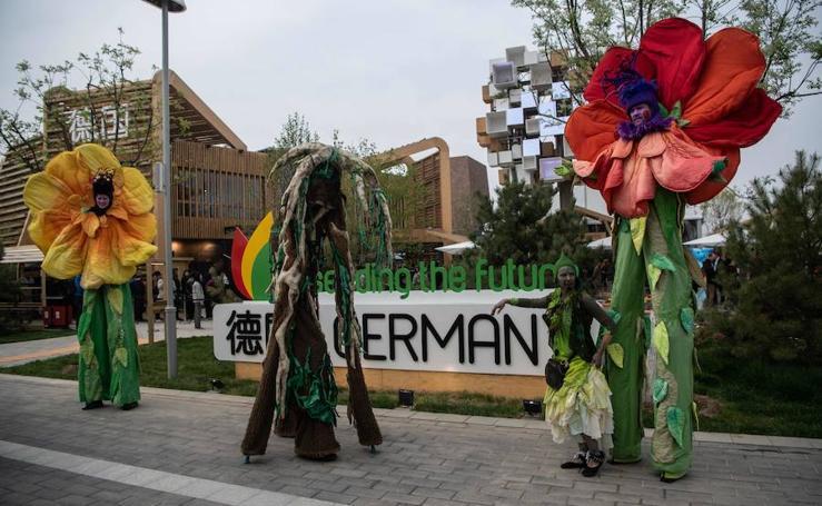 Exposición Internacional de Horticultura