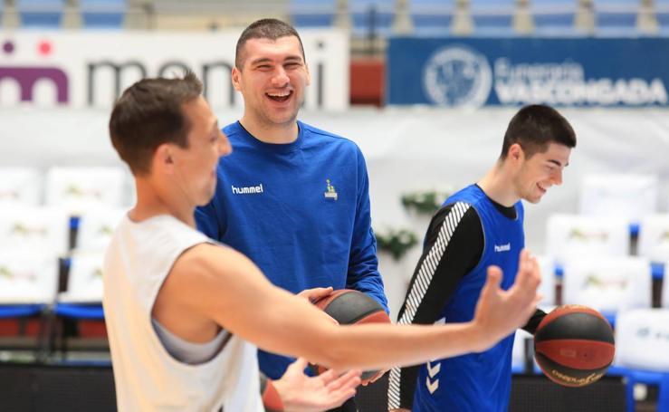 El Gipuzkoa Basket quiere seguir en racha