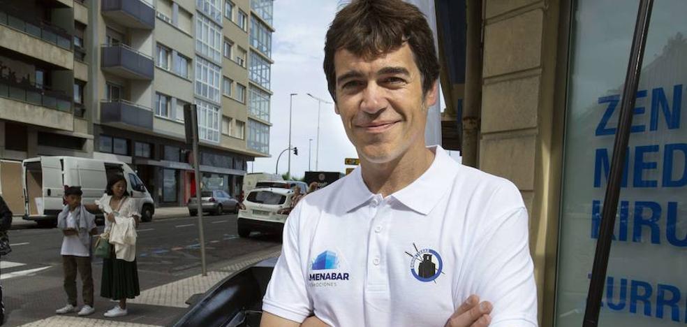Igor Makazaga: «El título estatal es la recompensa al trabajo en el último mes»