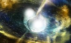 Máxima expectación por la primera fusión de una estrella de neutrones y un agujero negro