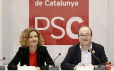 Iceta apuesta por un Gobierno a la portuguesa