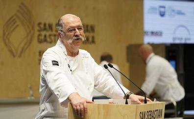 Pedro Subijana: «Hay que formar a los niños sobre alimentación ya en Primaria»