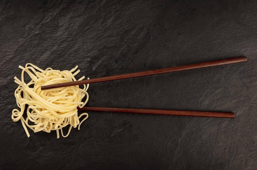 Los noodles: por sus formas los reconoceréis