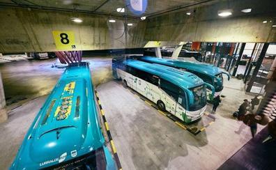 La Justicia condena al cártel de autobuses que se repartió el mercado de Gipuzkoa desde 1988
