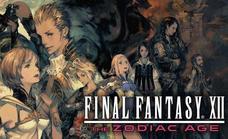 'Final Fantasy XII', un clásico que vuelve remasterizado para Switch
