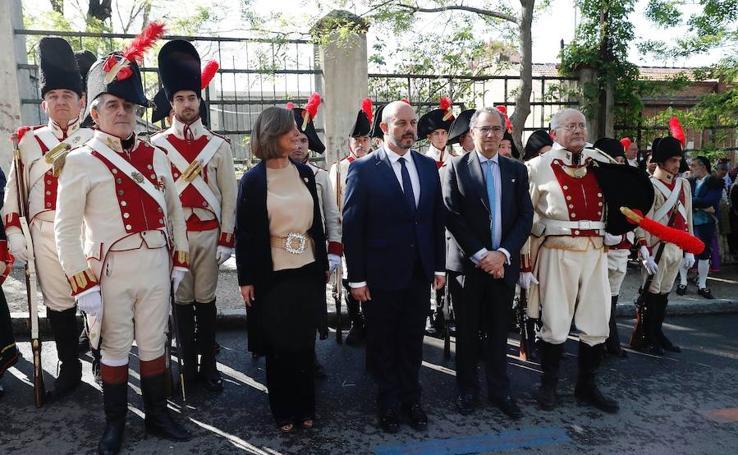 La Comunidad de Madrid celebra el 2 de Mayo