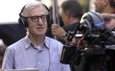 El equipo de Woody Allen desembarca en el Palacio de Miramar, 'cuartel general' del rodaje